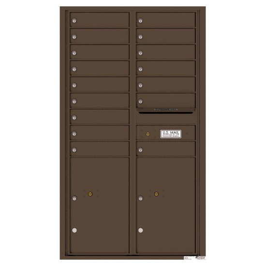 Florence Commercial Mailboxes Horizontal Mailboxes 4c15d 16